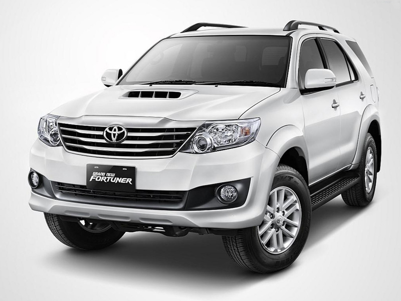 Fortuner Cab in Amritsar